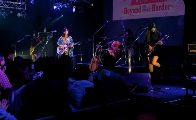 Sago 15周年ライブレポート GIRLFRIEND編
