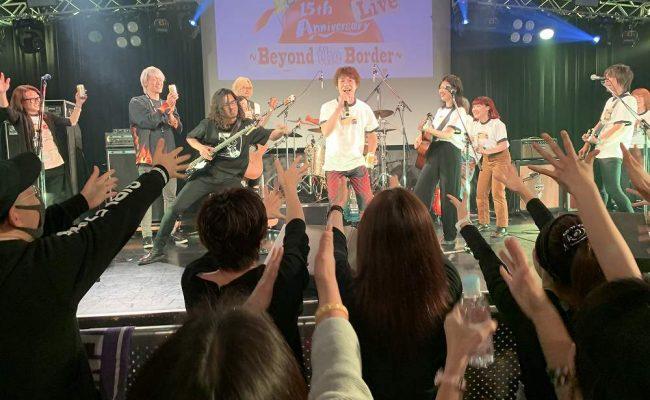 Sago 15周年ライブレポート 鶴〜アンコール編