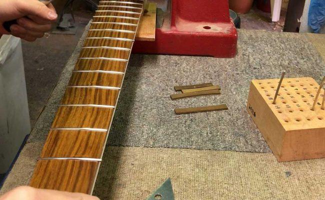 Sagoで楽器ができるまで。ネック製作編(後編)